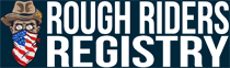 rough riders registry logo